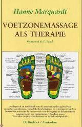 Werkboek van Hanne Marquardt voetzonemassage /voetreflexologie.
