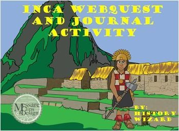 shop for cheap clothes and shoes online This is a bundle of two great lesson plans on the Incas  The first lesson plan is a great webquest on the Inca Empire from the following website  http   incas mrdonn org   The same website is used for the second lesson plan   Students will take notes on the Inca while pretending to be a spy