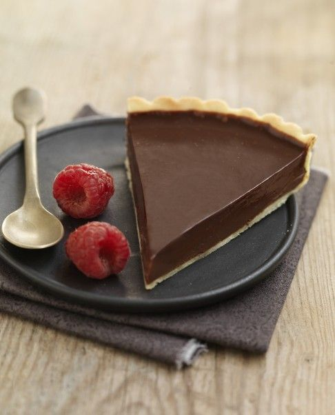 Tarte de chocolate