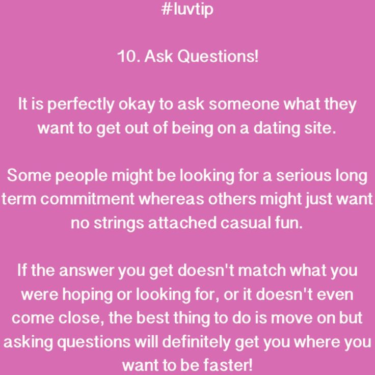 10 online dating tips