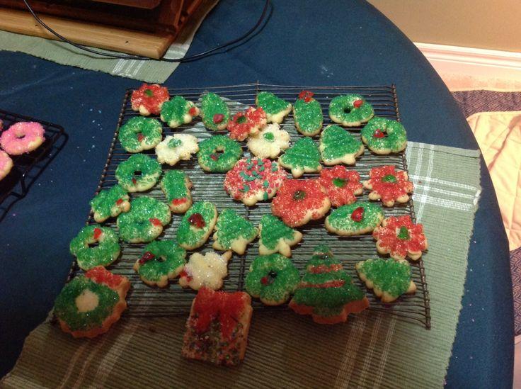Omg more christmas cookies christmas cookies avocado