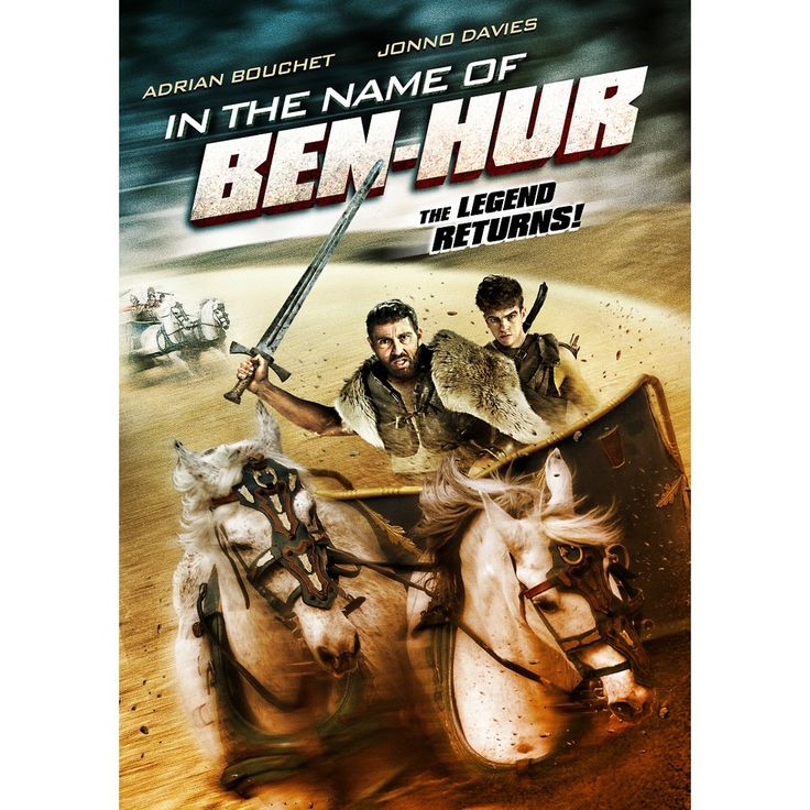 In the Name of Ben Hur, Movies