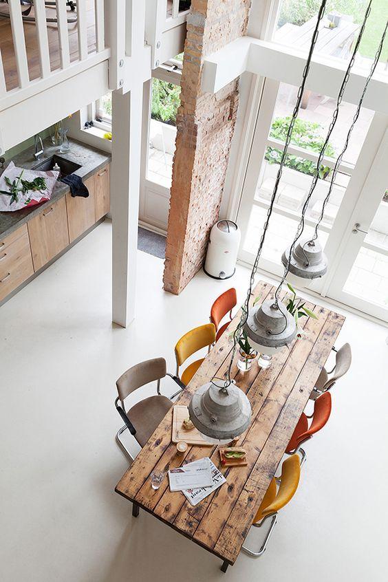 25 beste idee n over hoog plafond decoreren op pinterest hoge plafonds hoge muren en hoge - Decoreren van een professioneel kantoor ...