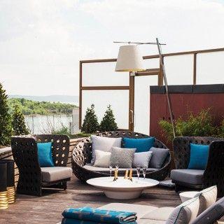 Die besten 25+ Dachterrasse nyc Ideen auf Pinterest | Dachbars in ...