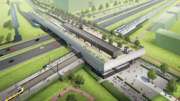 De eerste paal voor het vervoersknooppunt Bleizo over de A12 bij Zoetermeer en Lansingerland is maandag in de grond gegaan. Er wordt een viaduct over de A12 aangelegd met aan de zuidzijde een nieuw treinstation en op het viaduct een RandstadRail-halte. Deze haltes sluiten aan op de bus, auto en fiets. Het nieuwe station wordt […]