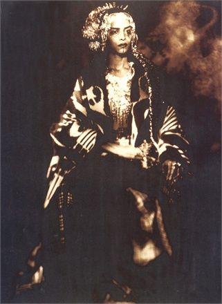 Marchesa Luisa Casati