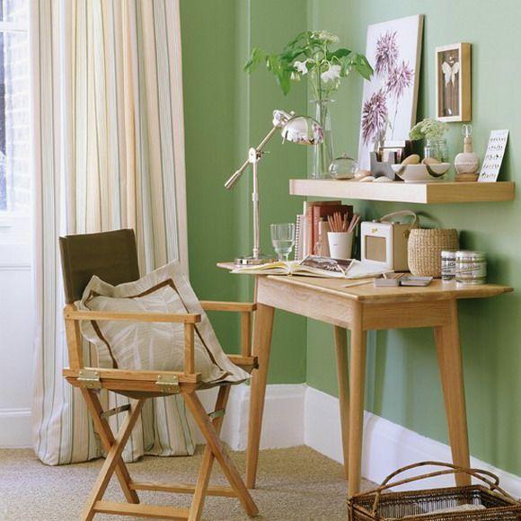 Даёшь идеи для домашнего кабинета! 51 вариант интересных решений элегантного оформления рабочего места