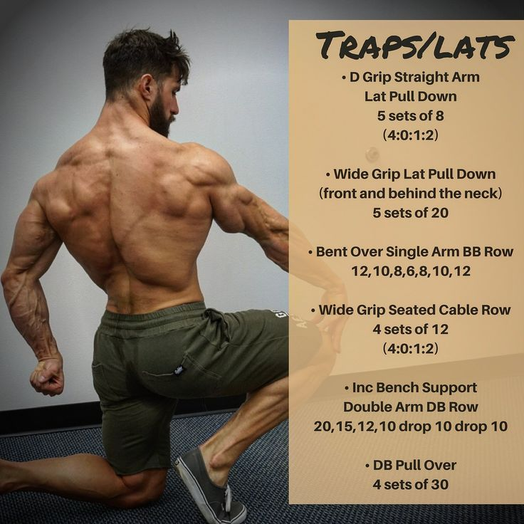 It's Workout Wednesday my dudes! Tag a buddy and get after it - Want more workouts like this? My full workout routine posted new, every single day to The Daily Pump! Link in bio - These workouts work for me! If you wanna give em a try, please do!! But don't come and tweak things for me haha! I have found what works for me! And if it ain't broke, don't fix it - When hitting back, the top 3 things that I focus on each workout, set, and rep is: 1) keep shoulder pulled back during the entire…