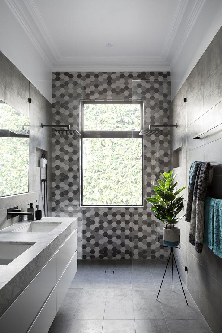 Best 25 two person shower ideas on pinterest bathrooms - Wandspiegel groay modern ...