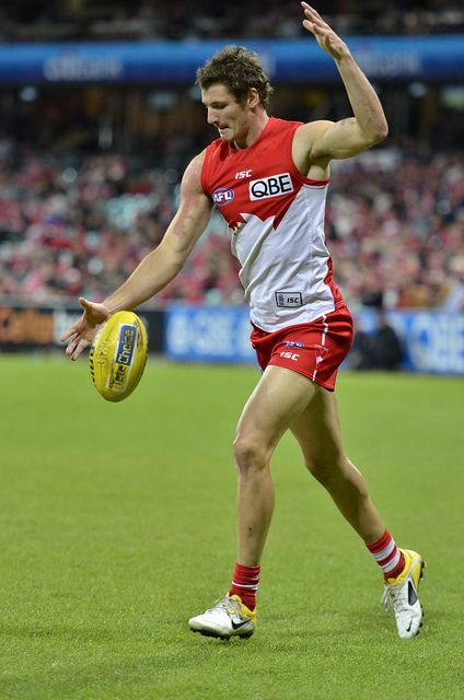 Aussie Rules Football Sydney Swans