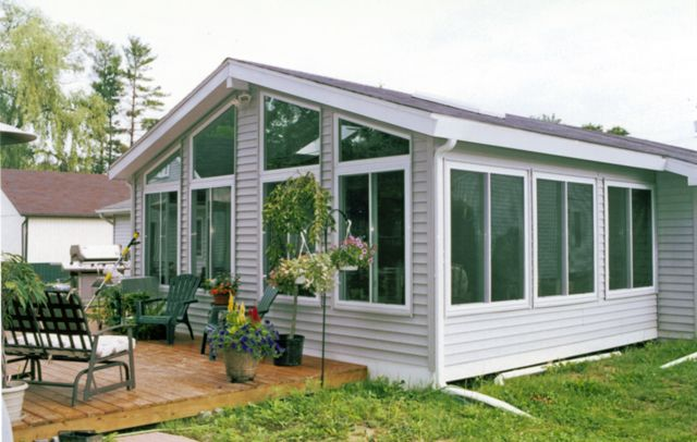 9 best images about sun rooms on pinterest four seasons for Sun porch additions