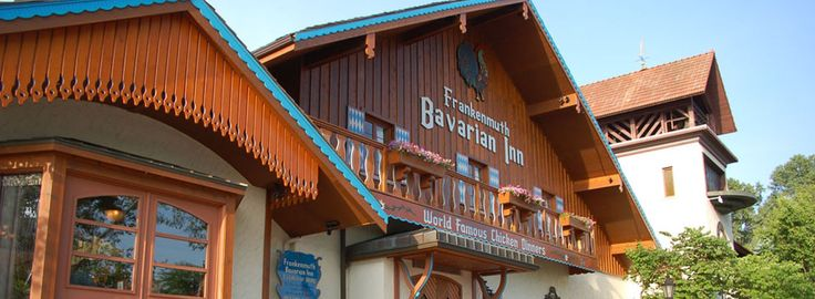 Bavarian Inn Lodge A True German Hotel Experience In Frankenmuth Mi There S No Place Like Home Pinterest Michigan Vacations And Vacation