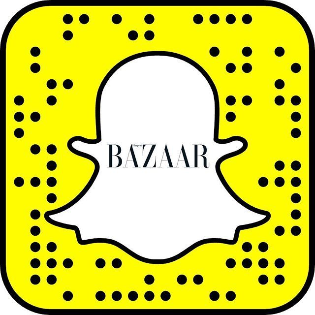 Are you following us on Snapchat? This week, we've got #5Days5Looks with @kerrybazaar, a peek inside @dolcegabbana's #dgpyjamaparty and a tour of @thejewishmuseum's #IsaacMizrahi exhibit. Follow harpersbazaarus now! #FF #styles #glam