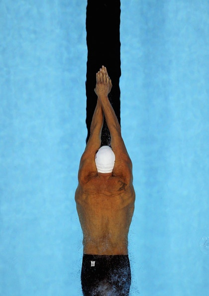 Ryan Lochte - 14th FINA World Championships 2011 - Look at that streamline!