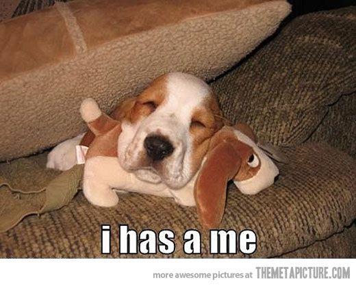 Awwwww I has a me!!
