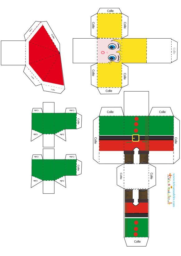 Bien connu 246 best paper box images on Pinterest   Paper boxes, Paper crafts  GM27