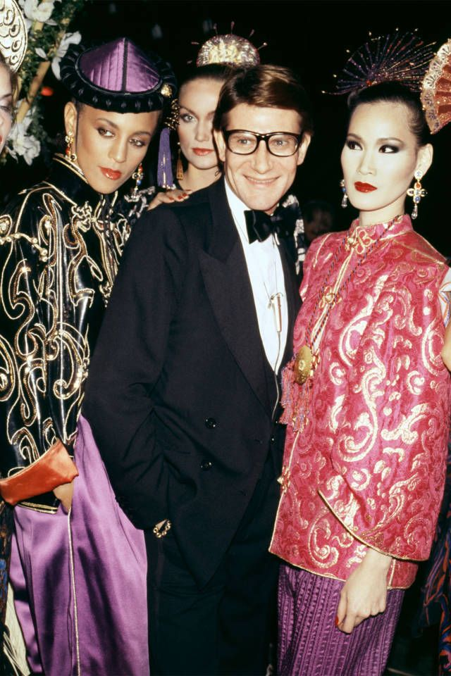 A look inside the latest must-have fashion coffee table book highlighting Yves Saint Laurent.