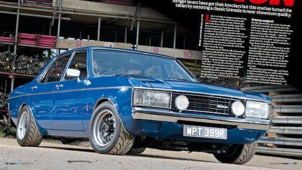 Ford Granada mk1 72-77