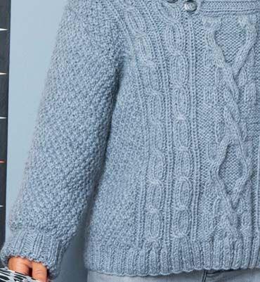 modèle tricot om