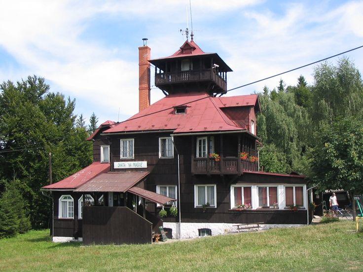 Malá Prašivá Turistická chata Prašivá