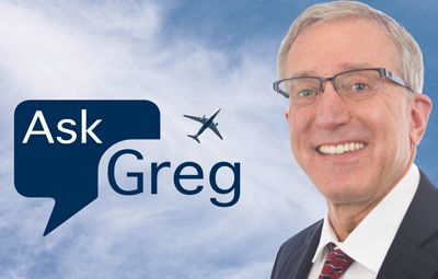 Get tips for ensuring wellness on an international flight in Holiday Vacations' Ask Greg! Q&A Series.
