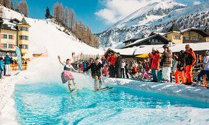 Skiing and partying in Austria's Obertauern | Travel | The Guardian