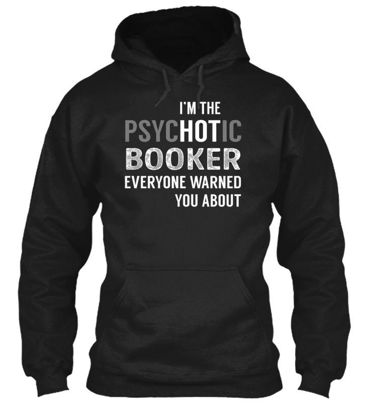 Booker - PsycHOTic #Booker