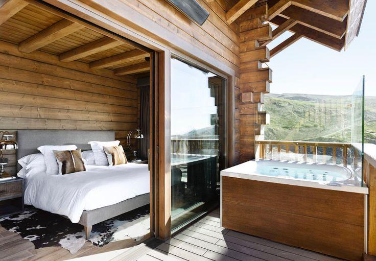 El Lodge, Sierra Nevada, Spain