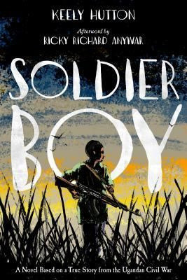 An incredibly powerful YA book with an amazing creation story – read on to learn about how Soldier Boy by Keely Hutton came to be…..   Several months ago, I was sent a box of books from …