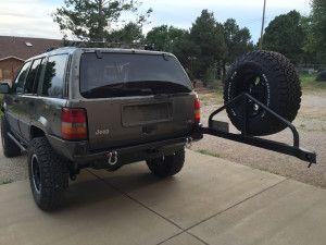 zj rear bumper