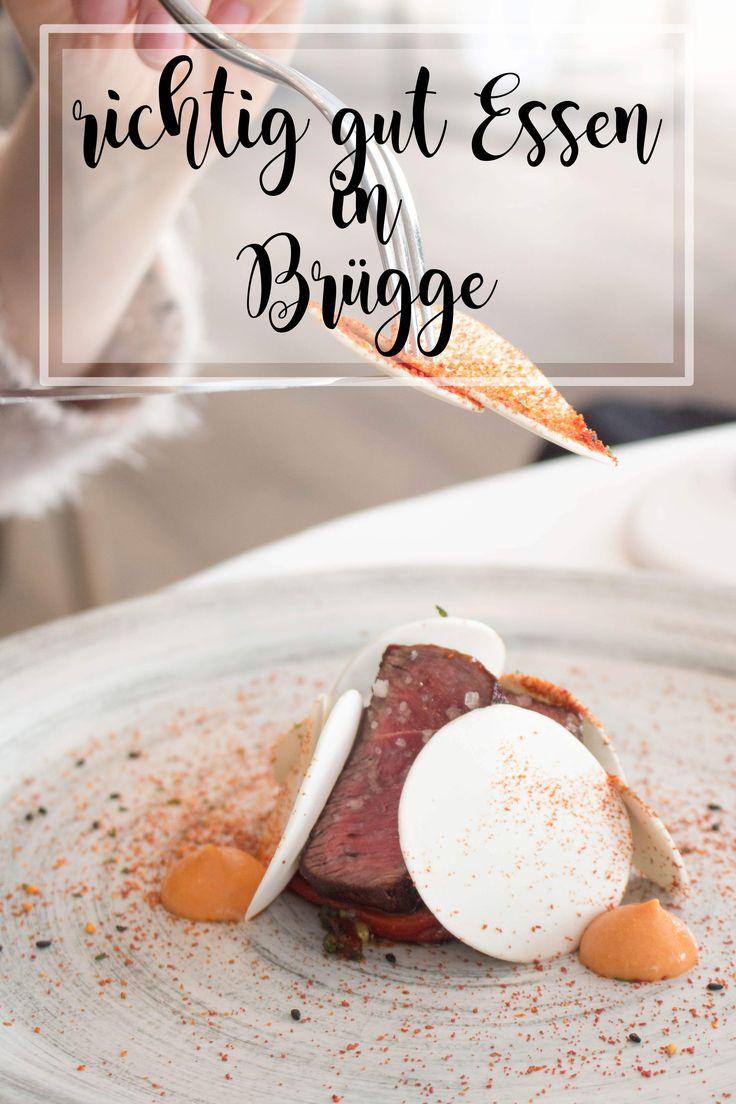 Zu Gast im 3 Micheln Sterne Restaurant Hertog Jan in Brügge Belgien- Restaurant-Tipp