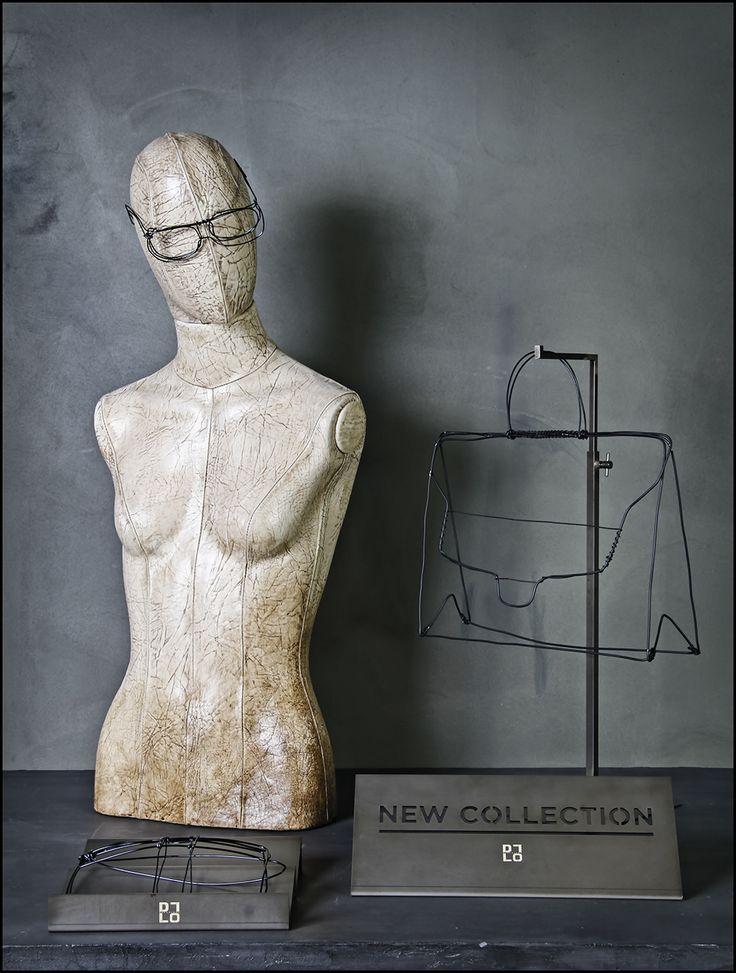 Soportería de accesorios - Colección Yust by DILO BARCELONA