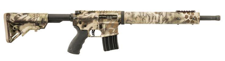 AR .50 Beowulf Hunter rifle