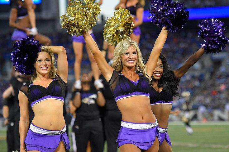 Cheerleaders from Week 1 of the NFL Preseason.