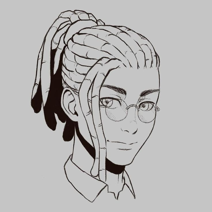 Drawing Hairstyles For Your Characters Anime Hair Reference Character Drawing Anime Character Design Character Design