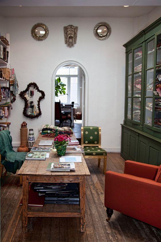 Inside the home of the deliciously eccentric home of interior designer