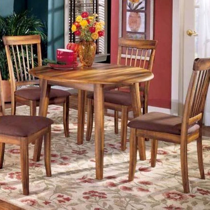 by Ashley Furniture HomeStore   Add a touch of country charm to your home  with the Berringer Country 5 Piece Dining. 25  best ideas about Ashley Home Furniture Store on Pinterest