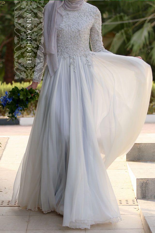 $799 Delphinium Gown