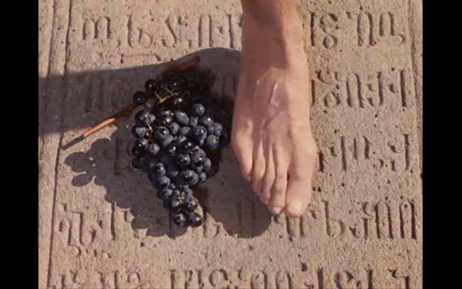 The Color Of Pomegranates (Սայաթ-Նովաg) Sayat Nova ~ a 1968 Armenian film by director Sergei Parajanov.