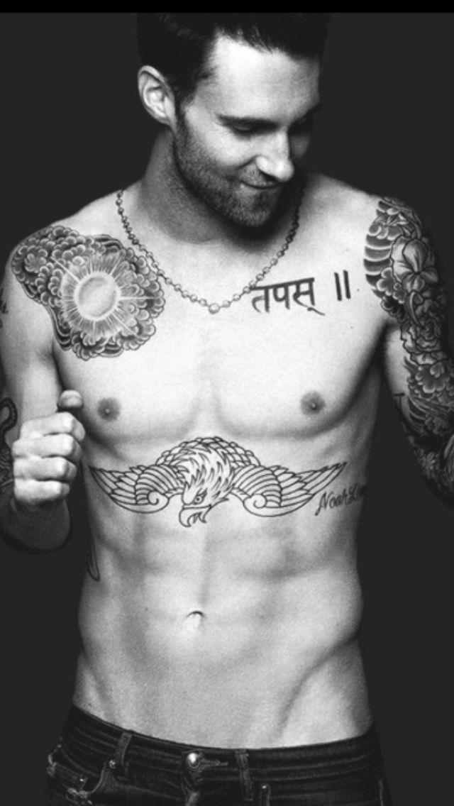 Adam Levine :)                                                                                                                                                     More
