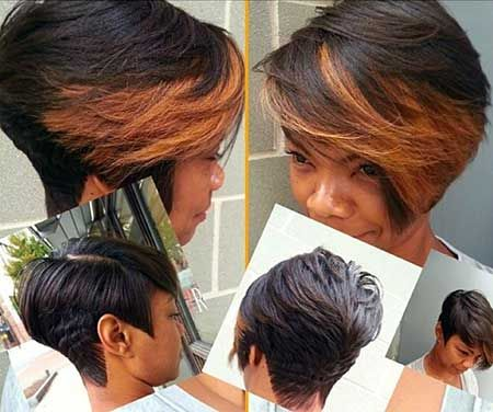 Short Hairstyle Ideas For Women Over 40 50