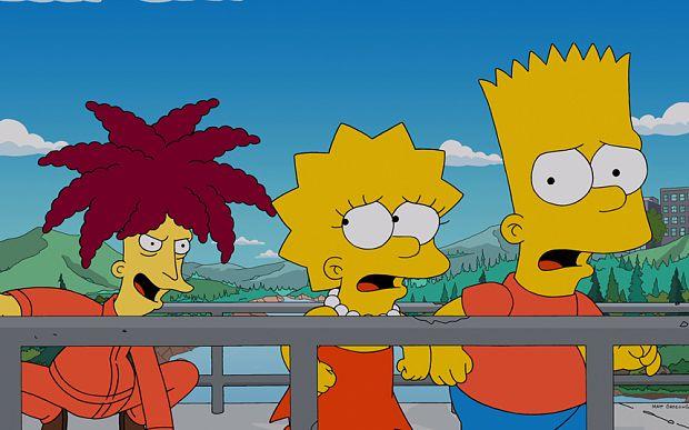 Sideshow Bob will finally kill his nemesis Bart Simpson Homer Simpson  #HomerSimpson
