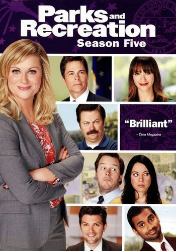 Parks and Recreation: Season Five [3 Discs] [DVD]