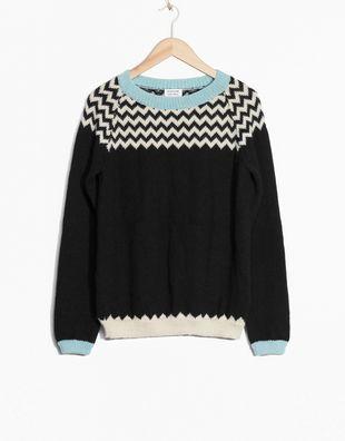 She Loves Wool Sweater