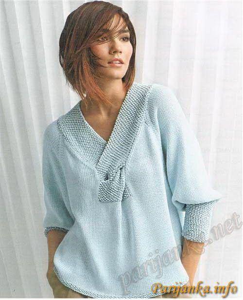 Пуловер (ж) 11 Origin 2 BDF №1332