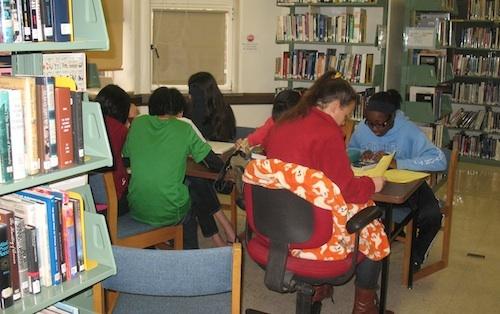 Exam time.  December 15, 2011Blog Photos, Libraries Blog