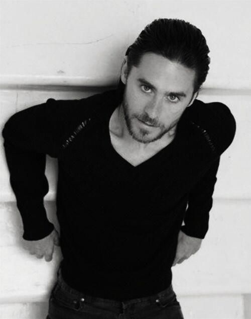 Jared Leto. Oh good God!!!