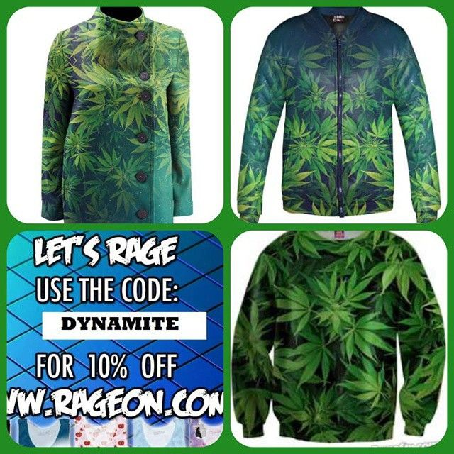 """www.rageon.com 10% off any purchase on this site if you use the code """"DYNAMITE"""" at the checkout."""