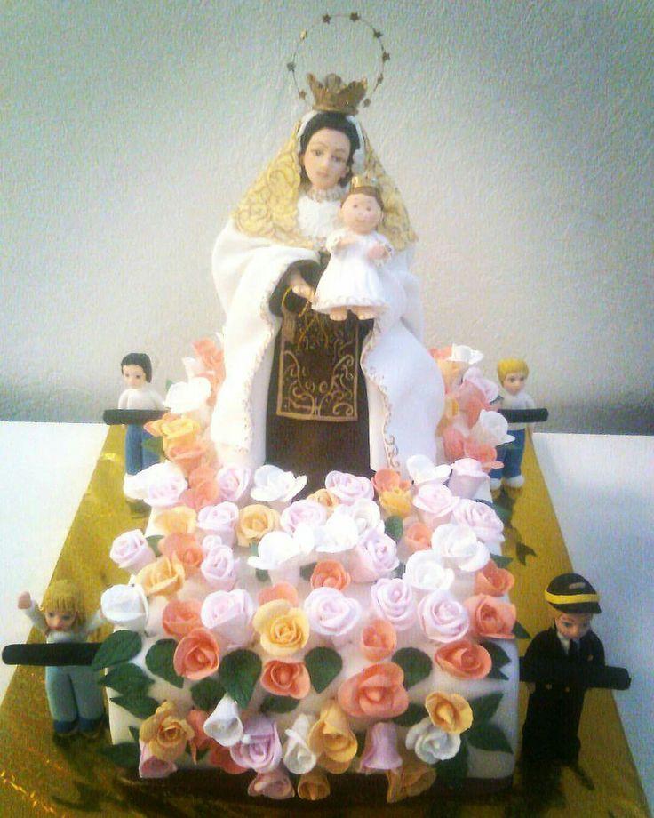 Cake Virgen