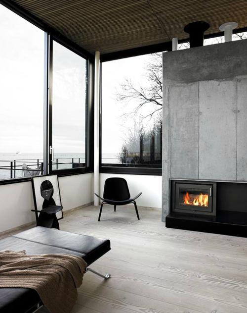 Pinterest: @ndeyepins | Fireplace